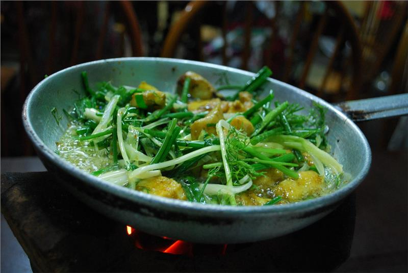 Cha Ca La Vong (Grilled Fish)