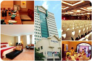 Fortuna Hotel Hanoi offers appealing services