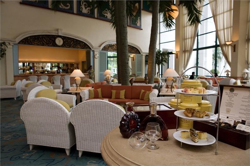 Hanoi Daewoo Hotel - PalmCourt