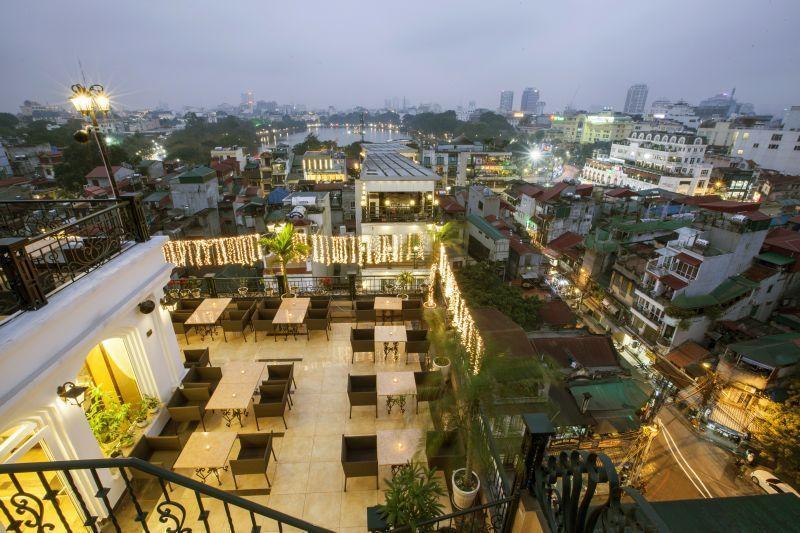 Hanoi Tirant Hotel - Restaurant