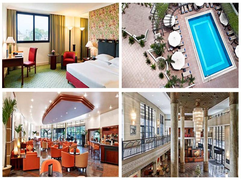 Hilton Hanoi Opera services