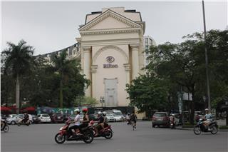 Hilton Hanoi Opera Hotel introduction