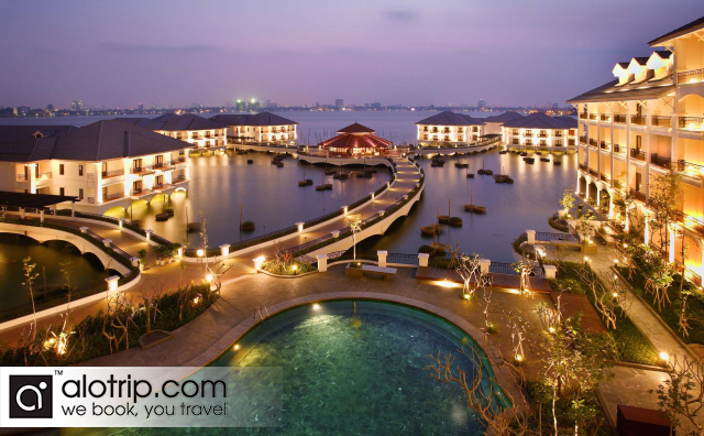 Five best Vietnam hotels
