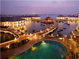 InterContinental Hanoi Westlake Hotel introduction