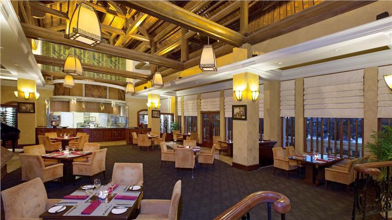 Sheraton Hanoi Hotel -Hemispheres Steakseafood Grill