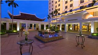 Sheraton Hanoi Hotel introduction