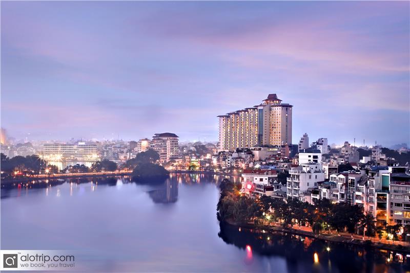 Explore Vietnam hotel with Sofitel Plaza Hanoi