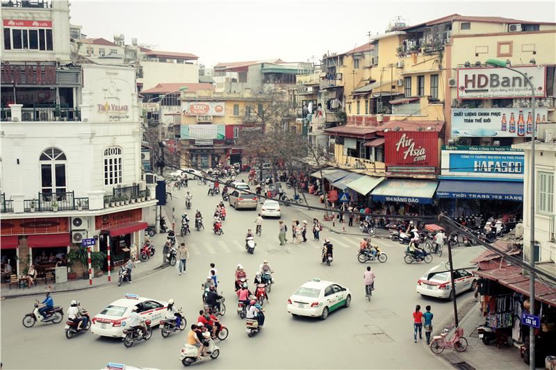 Hanoi expands more walking streets in Old Quarter