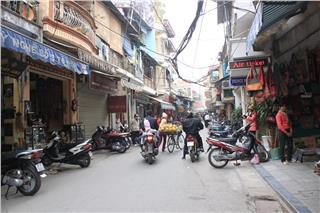 Shortest streets in Hanoi part 2