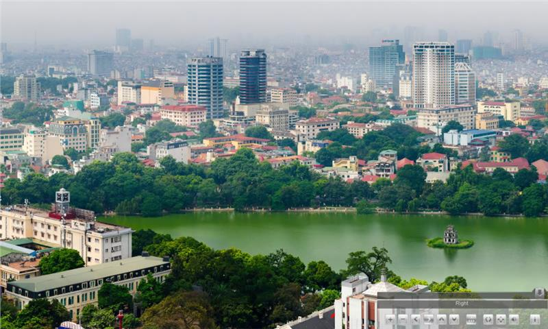 Hanoi economy