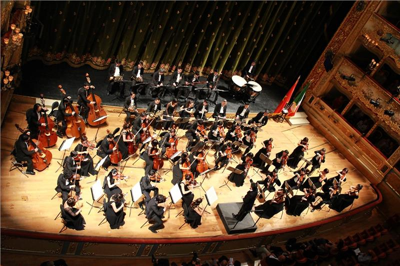 A special concert in Hanoi