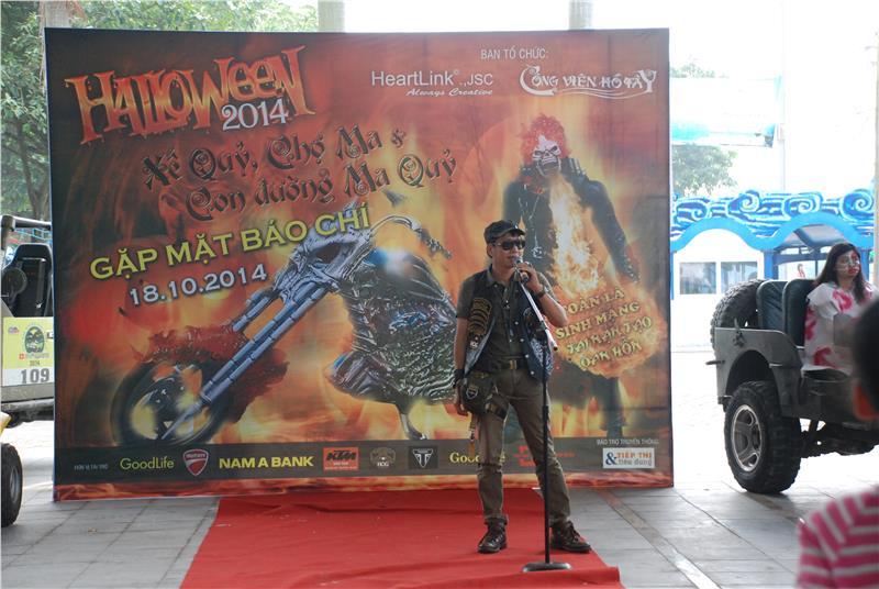 Hanoi Halloween Festival 2014 to be held