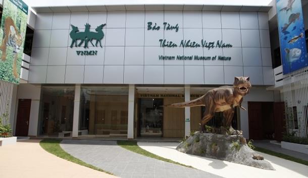 Develop Vietnam National Museum of Nature