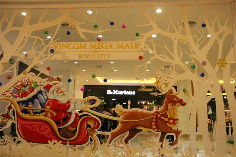 6 ideal Hanoi attractions to welcome Christmas