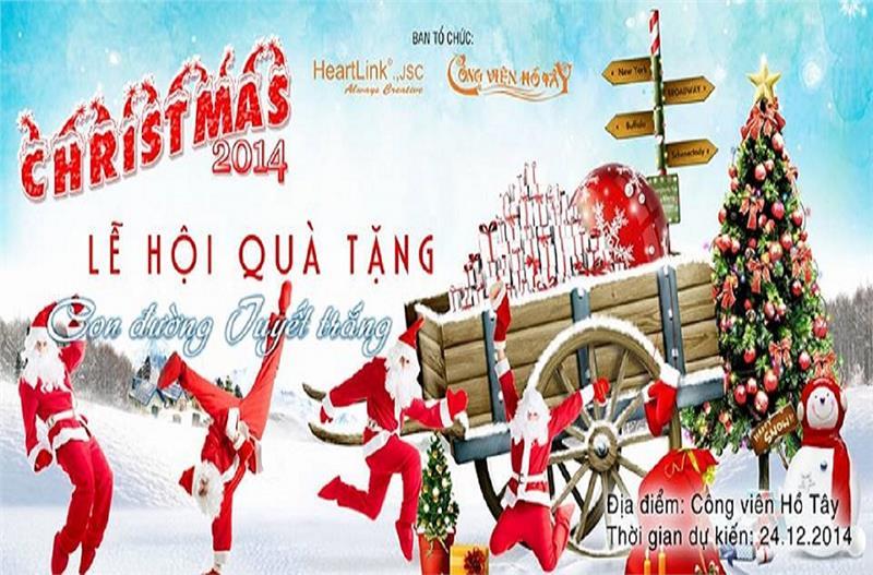 Noel Festival 2014 Poster