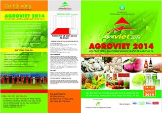 AgroViet 2014 attracts over 400 booths