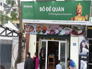 Bo De Quan - Essence of Vietnamese vegetarian cuisine