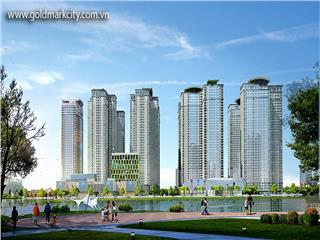 Goldmark City – Singapore space in the heart of Hanoi