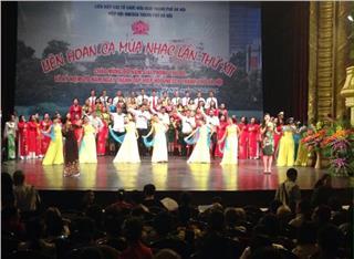 Hanoi dance music festival