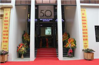 Opening Hanoi Old Quarter Cultural Exchange Center