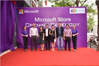 First Microsoft Store in Vietnam opened