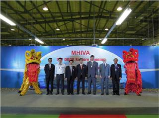 Boeing 777 door factory in Vietnam opened