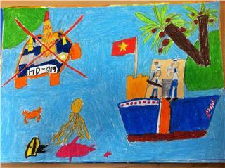 National Art Exhibition of Children 2015 to be held in Hanoi