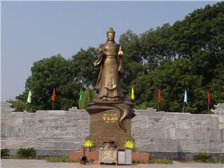 Temple of Imperial Concubine Y Lan