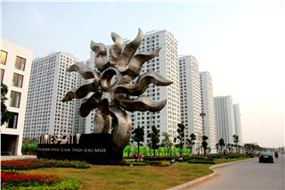 Times City won Best Complex Project Award