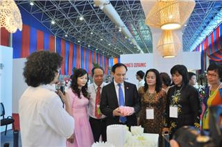 OVOP Vietnam 2014 – new output for handicraft products