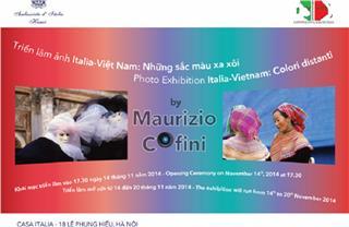 Vietnam Italy Exhibition:  Colori Distanti