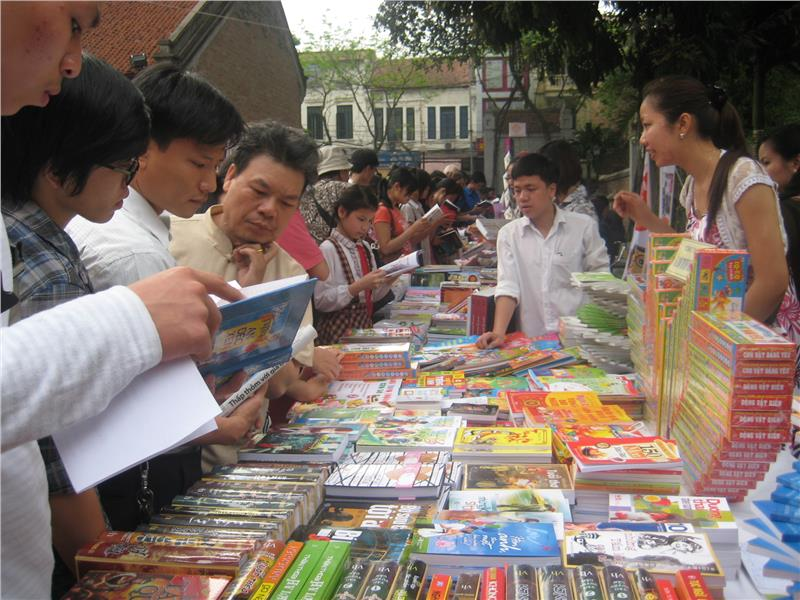 Vietnam Book Day