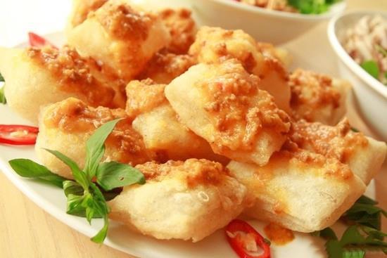 Những món ăn vặt lạ tại Hà Nội 2018
