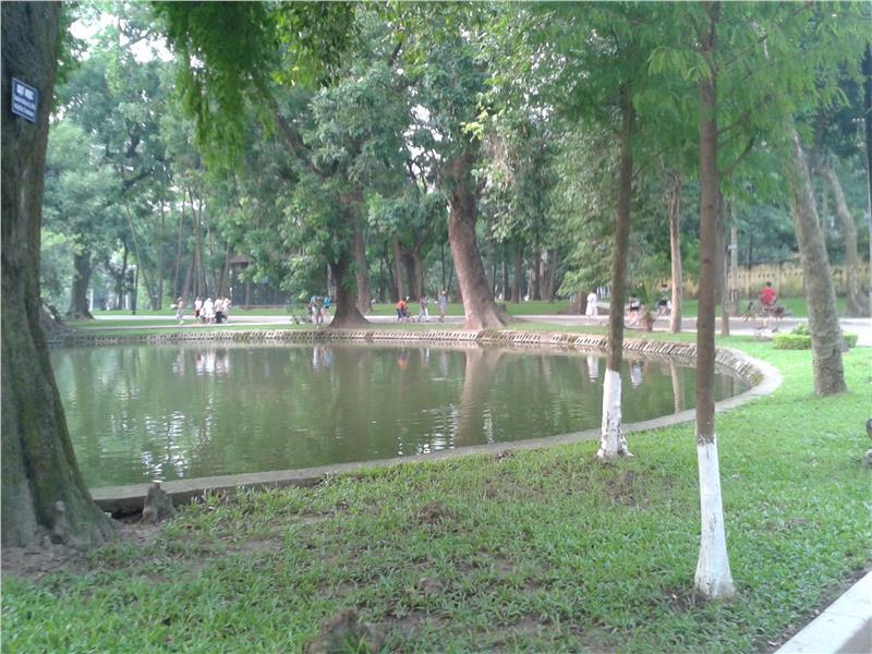 Hanoi Botanical Garden - A green cancer of Hanoi