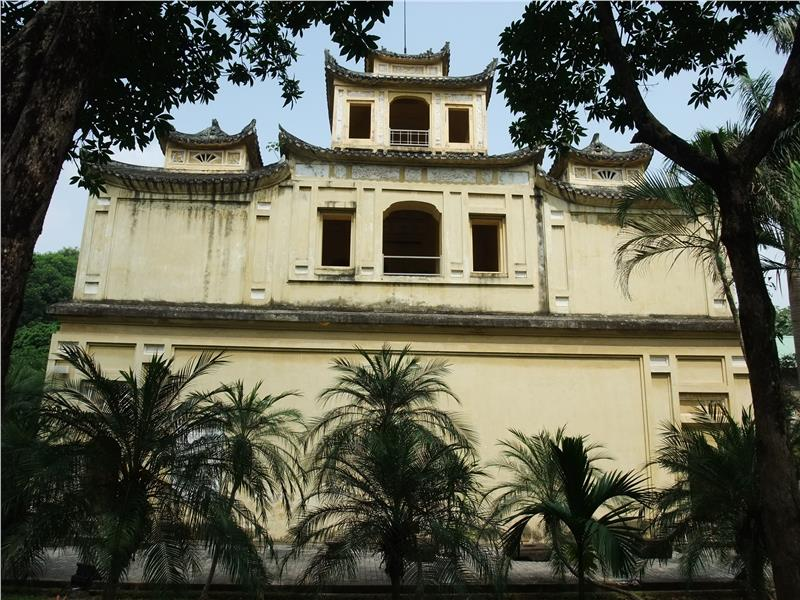 Imperial Citadel of Thang Long- Hanoi