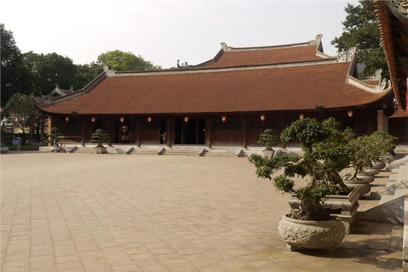 Fifth Courtyard in Temple of Literature