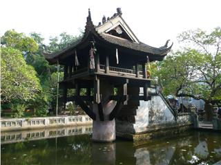 Hanoi - an attractive destination in Asia