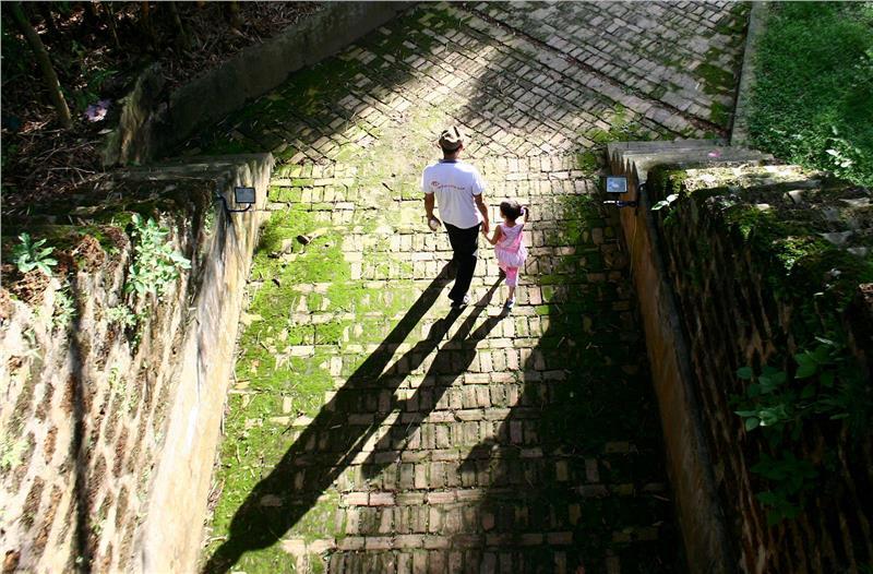 Son Tay Ancient Citadel in Hanoi