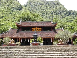 Thien Tru Pagoda - Heaven Kitchen Pagoda