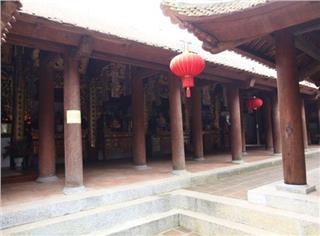 Tram Gian Pagoda - One Hundred Compartment Pagoda