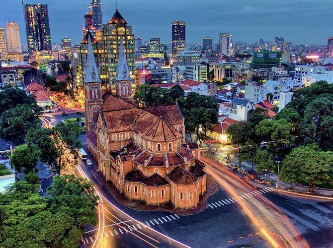 Nếu chỉ có 1 ngày ở Sài Gòn?