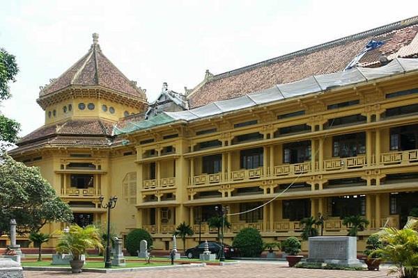 Bảo tàng lịch sử tại thành phố Hồ Chí Minh