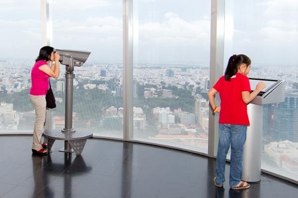 Đài quan sát Sài Gòn Skydeck