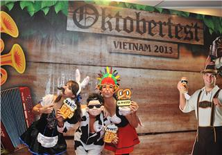 Biggest Oktoberfest Festival 2015 to be held in Vietnam
