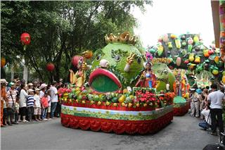 Southern Fruit Festival 2015 appeals thousands of visitors