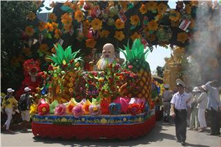 Southern Fruit Festival 2014 coming in Ho Chi Minh City