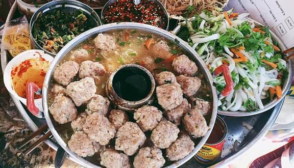 Địa chỉ các quán ăn ngon ở Sài Gòn