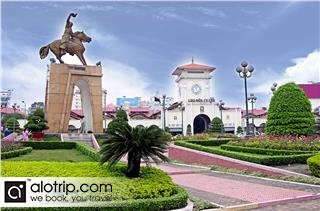 Ho Chi Minh City & Cu Chi (Full Day)