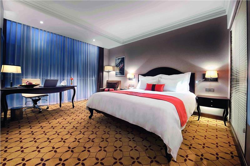 Eastin Grand Hotel Saigon - Deluxe room