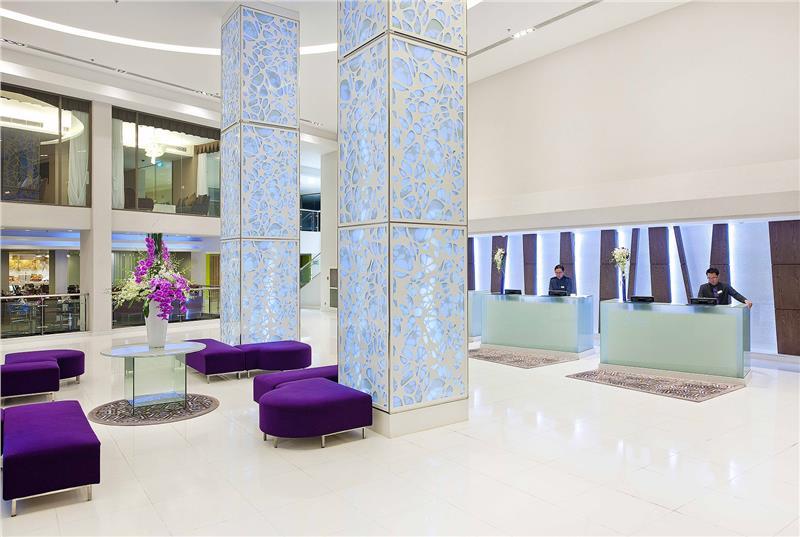 Eastin Grand Hotel Saigon - Lobby